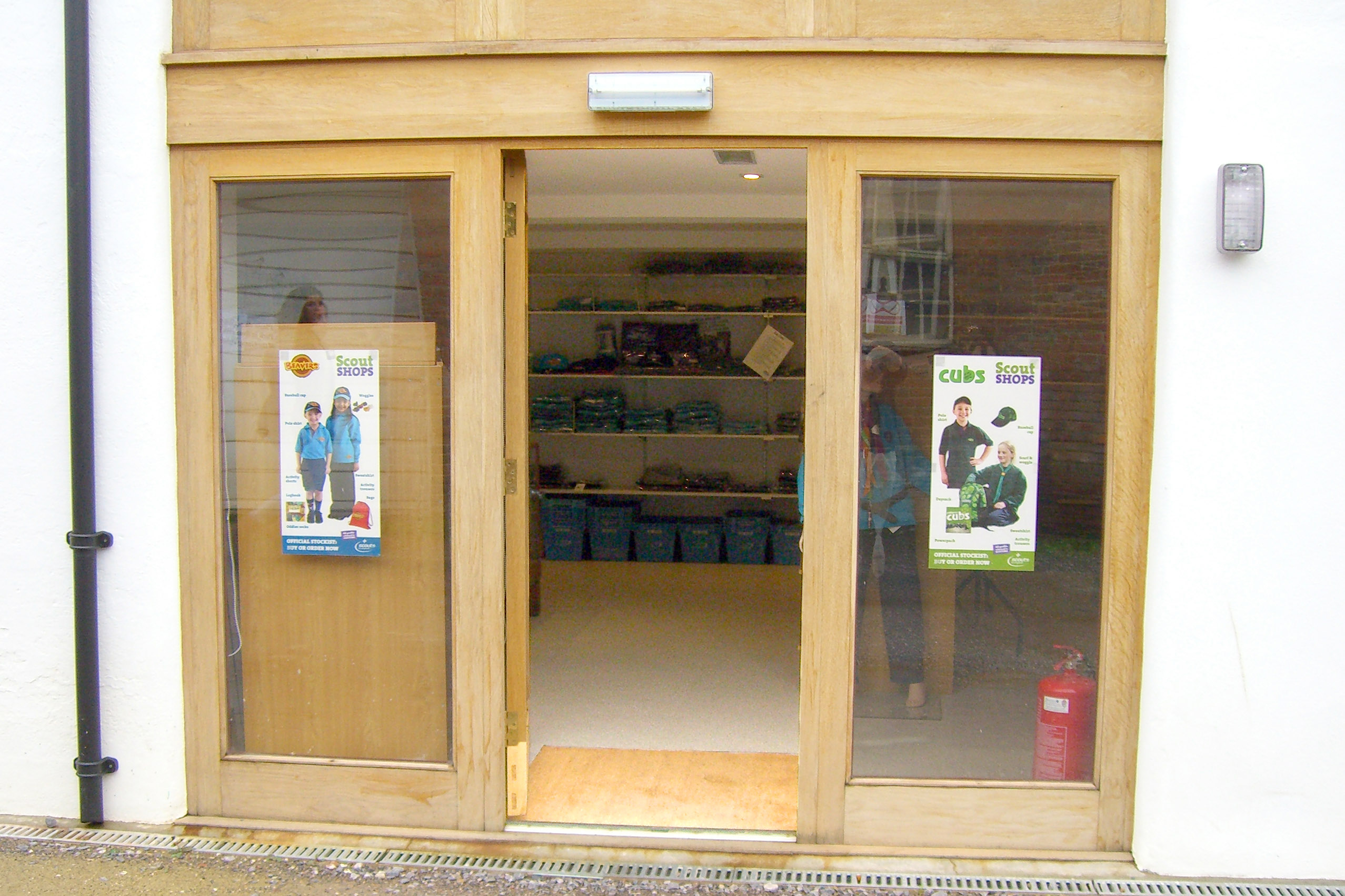 New Shop Front-