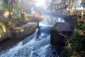 River Sluice
