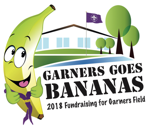 Garners Goes Bananas!
