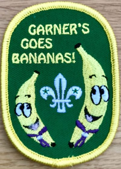 Garners Goes Bananas
