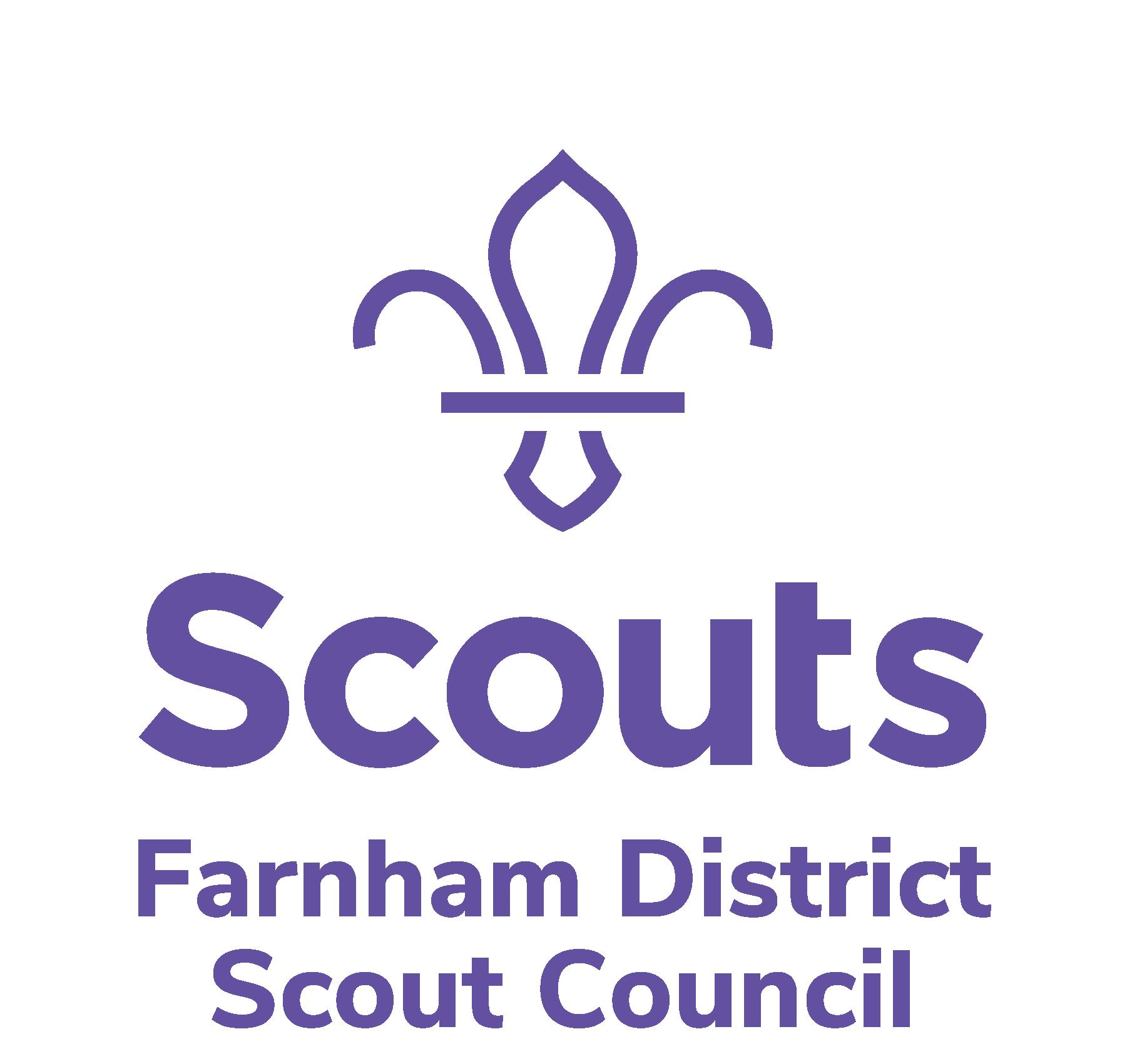 Logo-Generator-Stacked-Purple - Farnham Scouting