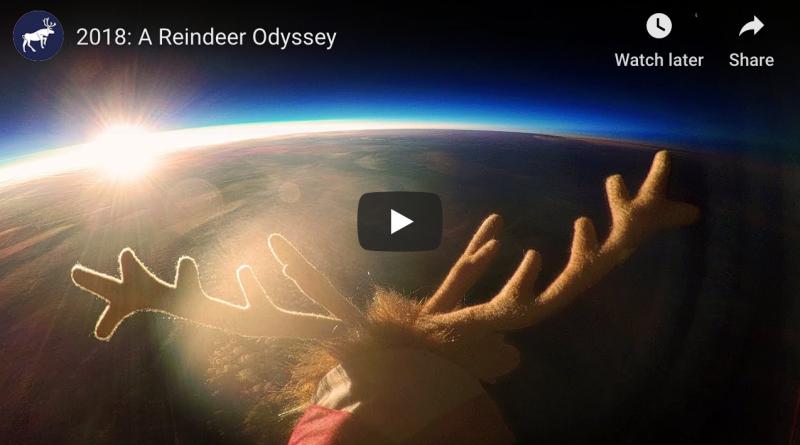 2018 A Reindeer Odyssey