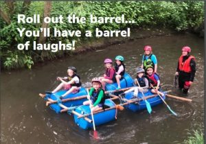Raft build training and permit assessment @ Garners Field