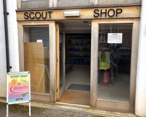 Farnham Scout Shop