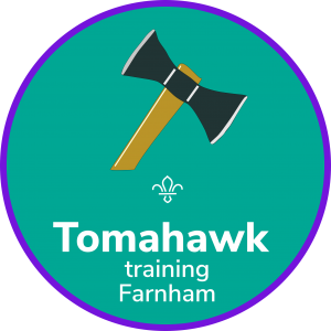 Farnham District - Tomahawk Throwing Instructor Course @ 11th Farnham Scout HQ, | England | United Kingdom