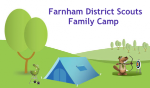 Family Camp 2022 @ Garners Field, Tilford